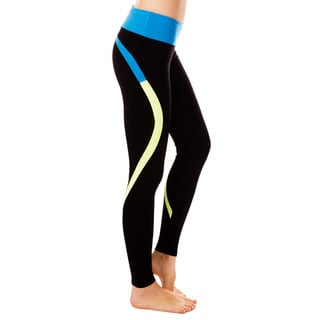 90 Degree by Reflex Women's Ribbon Raceband Legging