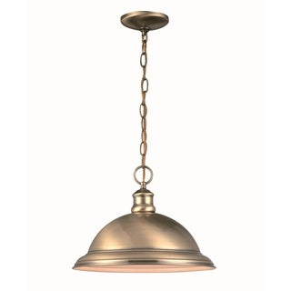 Lite Source Minuteman 1-light Pendant