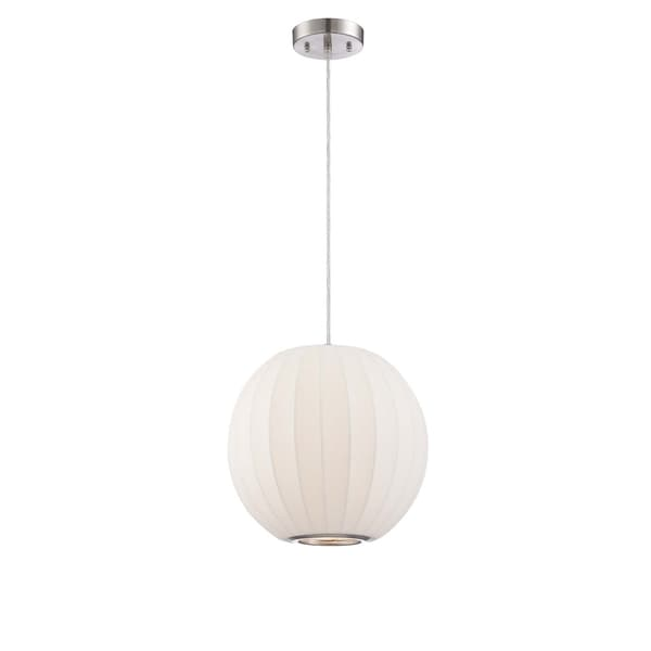Lite Source 1-light Small Lantern Pendant