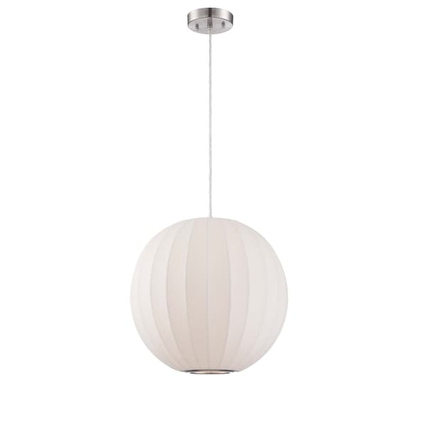 Lite Source 1-light Large Lantern Pendant