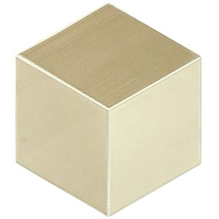 SomerTile 8.75x8.75-inch Concret Cubic Sibelius Porcelain Floor and Wall Tile (Case of 15)
