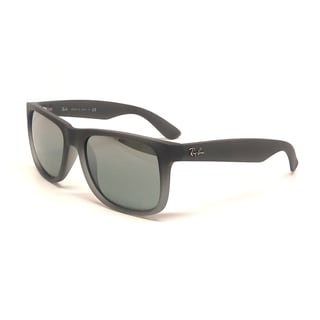 Ray-Ban Justin Wayfarer Sunglasses 51mm - Gray Frame/Gray Gradient