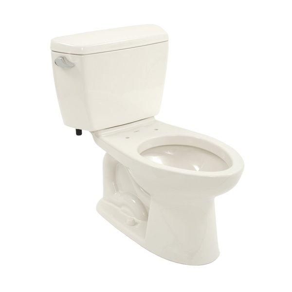 Toto Drake Two-piece Colonial White Toilet