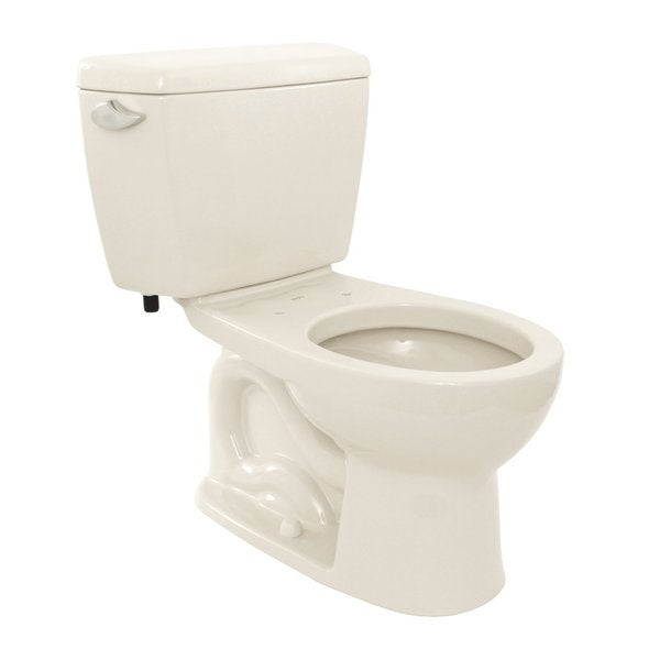 Toto Drake Two-piece Colonial White Toilet