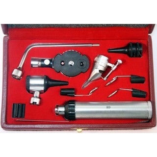 Defender Ophthalmoscope Otoscope ENT Diagnostic Set