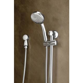 Moen Chrome 4-inch Diameter Handheld Shower