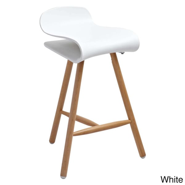 American Atelier Living Justin White or Black Chair
