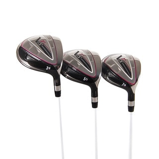 Nike Ladies VRS 3-Wood, 5-Wood and 7-Wood Set
