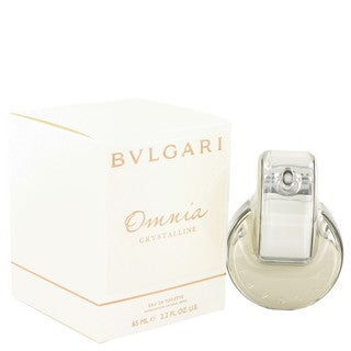 Bvlgari Omnia Crystalline Women's 2.2-ounce Eau de Toilette Spray