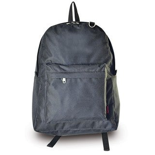 Explore 17-inch Black Backpack