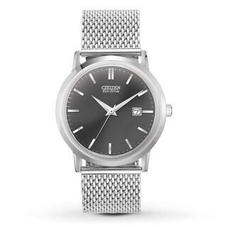 Citizen Men's BM7190-56H Mesh Watch