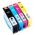 Genuine HP 564 Ink Cartridges (Pack of 4)