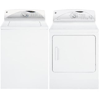 GE GTWN5650FWSPAIR3 Washer and Dryer Kit