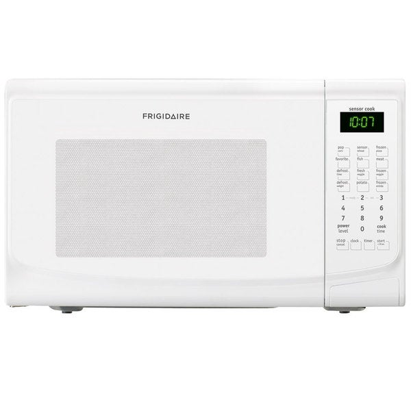 Frigidaire White Countertop Microwave Oven