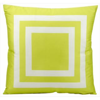 Nourison Mina Victory Green Indoor/ Outdoor 20-inch Throw Pillow