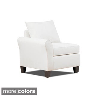 Belle Meade Natural Left Arm Chair