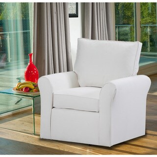 Belle Meade Swivel Arm Chair Overstock Shopping Great Deals On Living Room Chairs