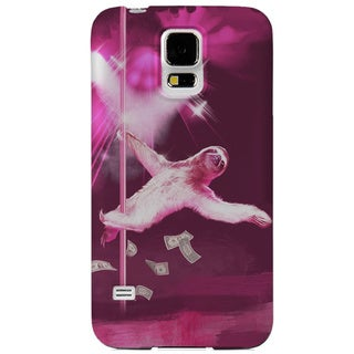 Sharp Shirter Dancing Sloth Samsung Galaxy S5 Case
