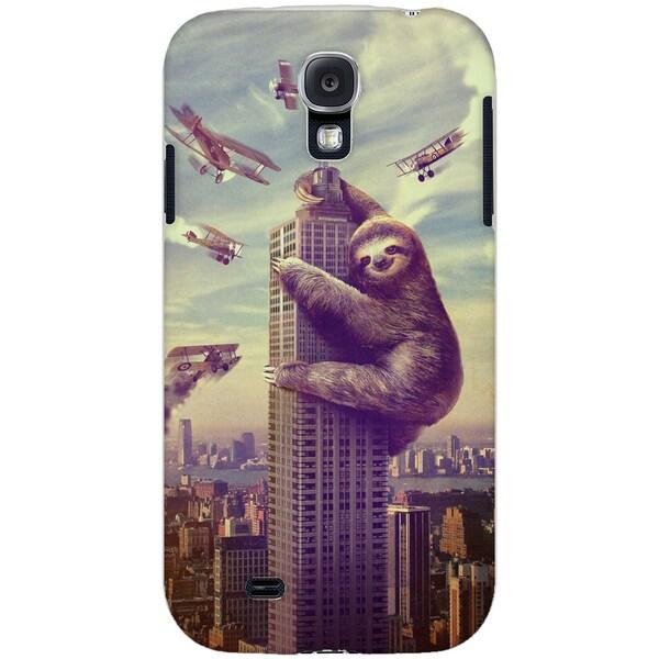 Slothzilla Samsung Galaxy S4 Protective Phone Case
