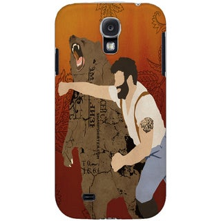 Sharp Shirter Haymaker Samsung Galaxy S4 Case