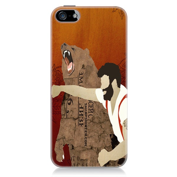 Sharp Shirter Haymaker iPhone 5C Case