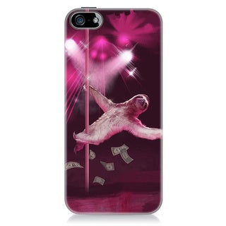 Sharp Shirter Dancing Sloth iPhone 4 & 4S Case