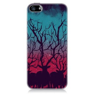 Sharp Shirter Deer Forest iPhone 5 & 5S Case