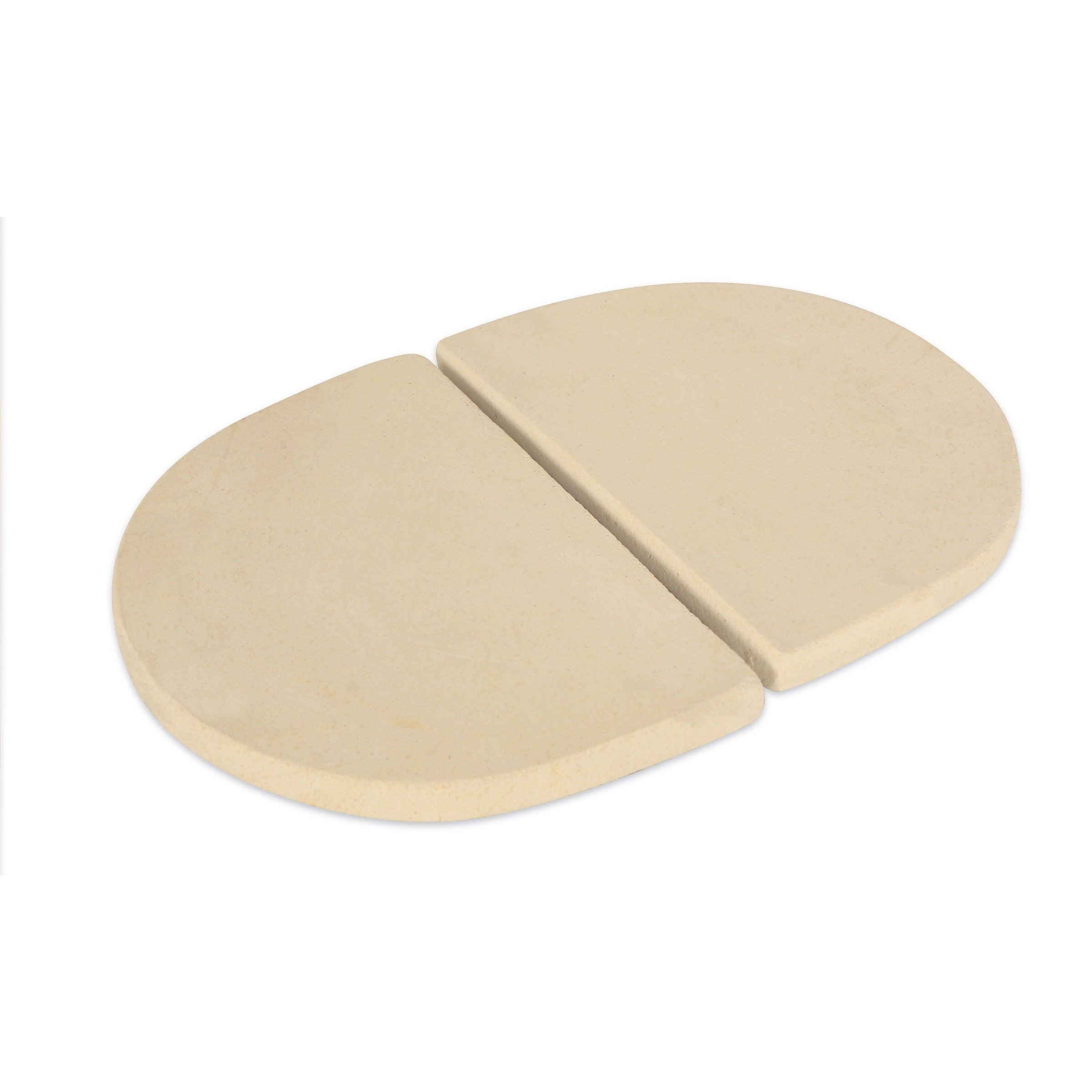 Overstock.com Primo Ceramic Heat Deflector Plates for Oval 400 at Sears.com