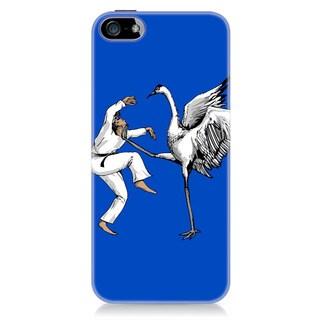 Sharp Shirter Karate Crane iPhone 5 & 5S Case