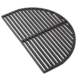 Primo Half Moon Cast Iron Searing Grate for Oval 200
