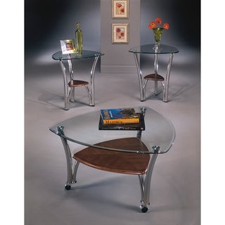 Signature Design by Ashley Rendezvous 3-piece Occasional Table Set