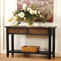 Signature Design by Ashley Paskene Two-tone Sofa Table