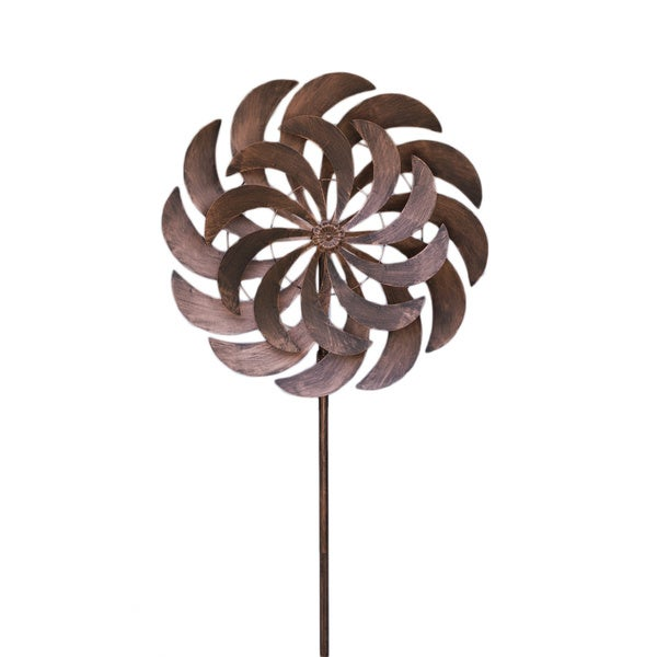 Wind Jammer Kinetic Decorative Wind Art Spinner