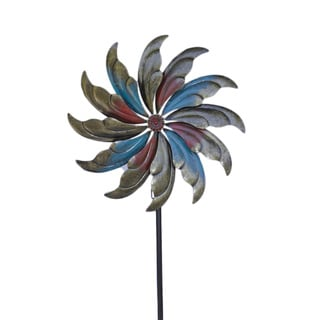 Pinwheel Kinetic Decorative Wind Art Spinner
