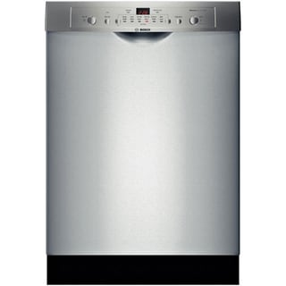 Bosch Ascenta Series Full Console Stainless Steel Dishwasher