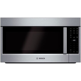 Bosch 500 Series Over-the-range Stainless Steel Microwave Oven