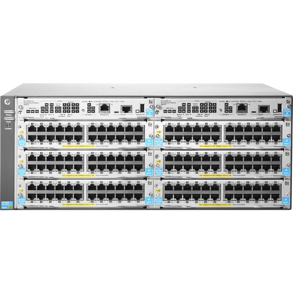 HP 5412R-92G-PoE+/2SFP+ (No PSU) v2 zl2 Switch