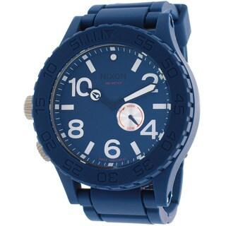 Nixon Men's Rubber 51-30 Watch