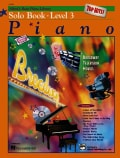 Alfred's Basic Piano Library: Top Hits Solo Level 3 (Paperback)