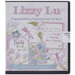 Debbi Moore Shabby Chic Papercrafting CD ROM-Lizzy Lu