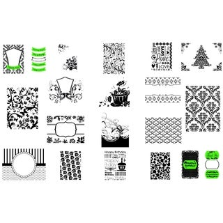CGull Embossing Folder Bundle