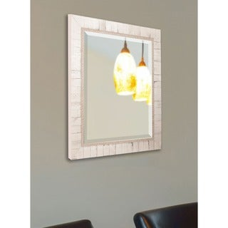 American Made Rayne Tuscan Ivory Wall Mirror