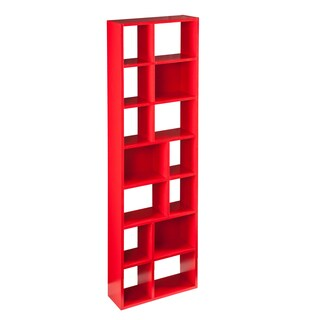 Holly and Martin Higzy Red-orange Shelf