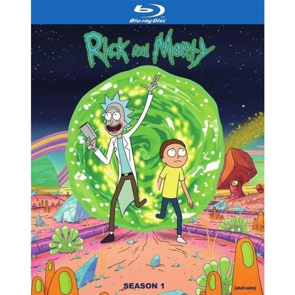 Rick and Morty: The Complete First Season (Blu-ray Disc) 13358964