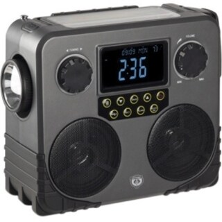 CHAMP Survival Skybox Multi-Function Emergency Radio