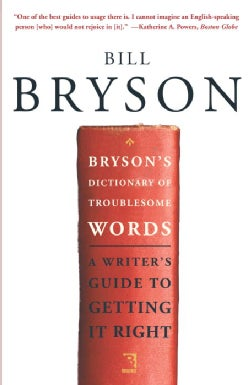 Bryson's Dictionary of Troublesome Words (Paperback)