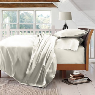 Sandra Venditti 600 Thread Count Cotton Rich Sheet Set