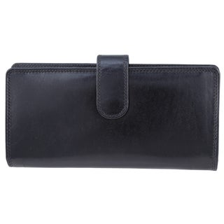 Bugatti Women's Leather Clutch Wallet