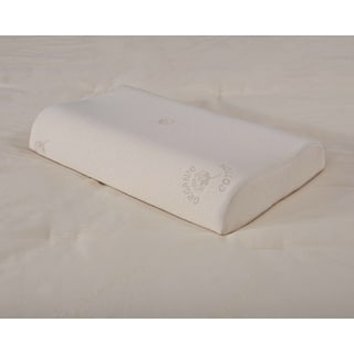 Organic Cotton Contour Latex Pillow