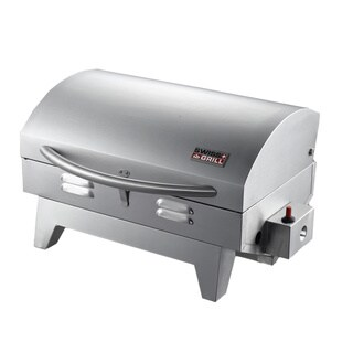 Swiss Grills Zug-1 Portable Stainless Steel Outdoor Grill